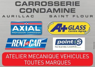 Condamine SARL - Garage automobile - Aurillac