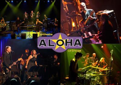 Orchestre Aloha - Entrepreneur et producteur de spectacles - Limoges