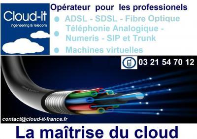 Cloud-it - Installation téléphonique - Béthune