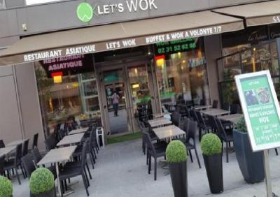 Let's Wok - Restaurant - Caen