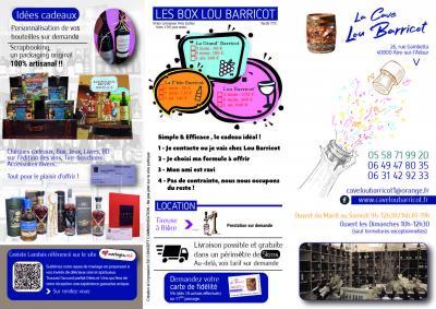 Cave Lou Barricot - Vente et location de distributeurs automatiques - Aire-sur-l'Adour