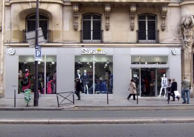 Sunshine - Vêtements femme - Paris