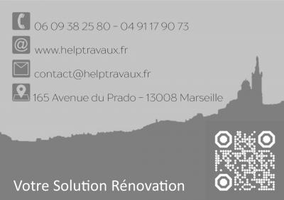 HELP Travaux - Entreprise de maçonnerie - Marseille
