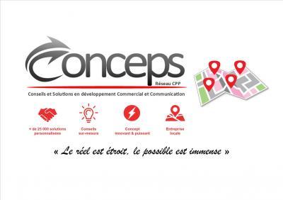Conceps - Agence de publicité - Brive-la-Gaillarde