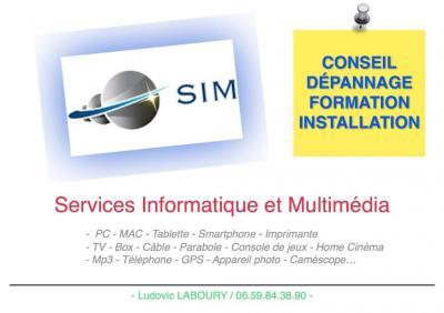 Laboury Ludovic - Dépannage informatique - Villeurbanne