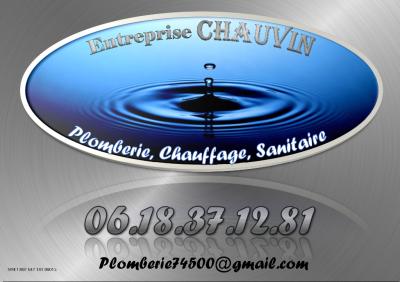 Entreprise Chauvin - Plombier - Thonon-les-Bains