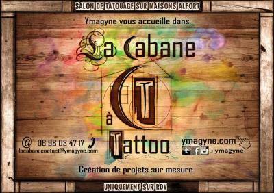La cabane à tattoo - Tatouages - Maisons-Alfort
