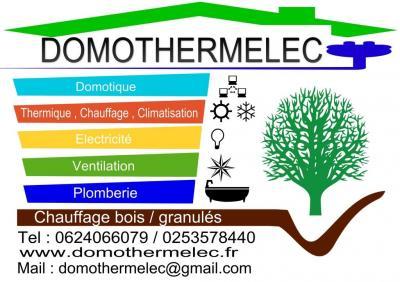 Domothermelec - Entreprise d'électricité générale - Loire-Authion