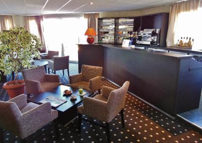 Inter-hôtel Otelinn - Restaurant - Caen