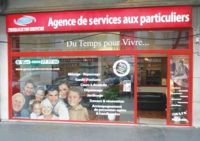 Generale des Services - Rénovation immobilière - Tours