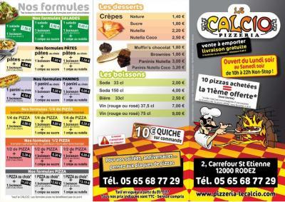 Le Calcio - Restaurant - Rodez