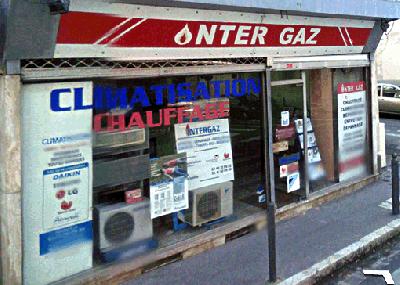 Inter Gaz - Dépannage de chauffage - Marseille
