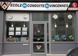 Ecole De Conduite De Vincennes - Auto-école - Vincennes
