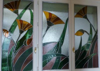 Terre de Vitrail - Fabrication de vitrages et miroirs - Paris