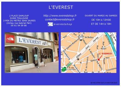 L Everest - Location de skis - Toulouse