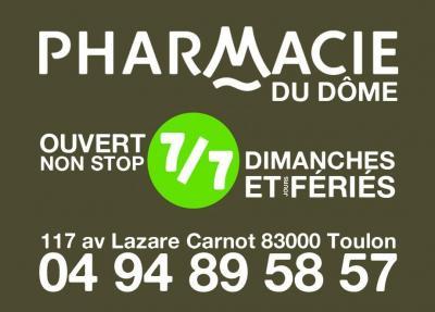 Grande Pharmacie Lazare Carnot - Pharmacie - Toulon