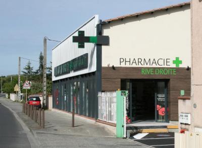 Pharmacie Rive Droite - Vente et location de matériel médico-chirurgical - Muret