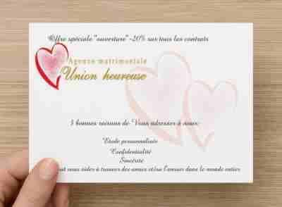 L'union Heureuse SARL - Agence matrimoniale - Nîmes
