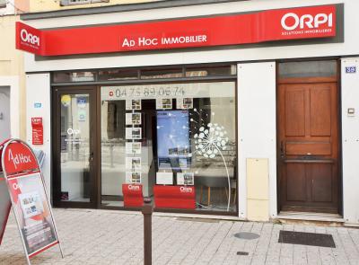 Orpi - Agence immobilière - Aubenas