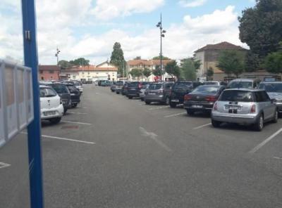 Parking gare de Bourg en Bresse longue durée - EFFIA - Parking public - Bourg-en-Bresse