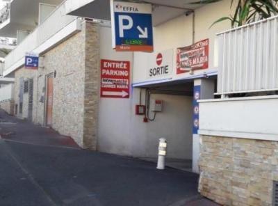 Parking Cannes ZAC Maria - EFFIA - Parking public - Cannes