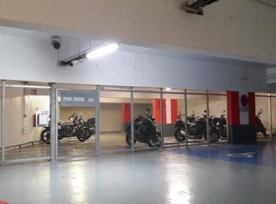 Parking le Havre Les Halles - EFFIA - Parking public - Le Havre