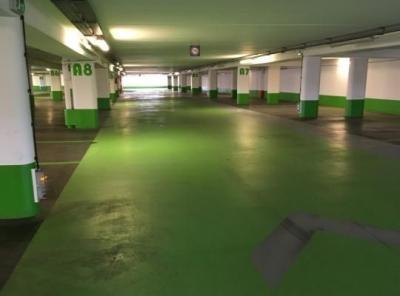 Parking Quai de la Martinique - Parking public - Le Havre
