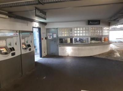 Parking gare de Vénissieux P+R - EFFIA - Parking public - Vénissieux
