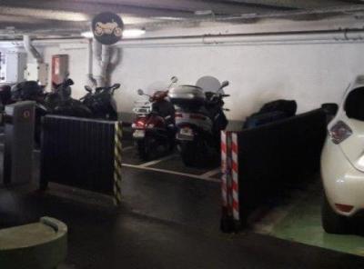 Parking Lyon Perrache - EFFIA - Parking public - Lyon