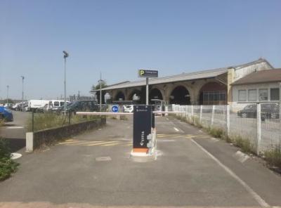 Parking gare de Vierzon - EFFIA - Parking public - Vierzon