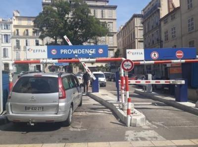 Parking Providence - Parking public - Marseille