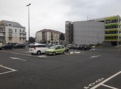 Parking Massy Semard 2 - EFFIA - Parking public - Massy