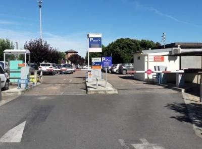 Parking gare de Brive Nord P1 - EFFIA - Parking public - Brive-la-Gaillarde