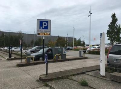 Parking le Havre Bains des Docks - EFFIA - Parking public - Le Havre