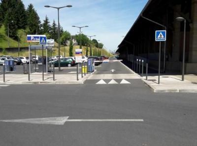 Parking gare de Brive sud P2 - EFFIA - Parking public - Brive-la-Gaillarde
