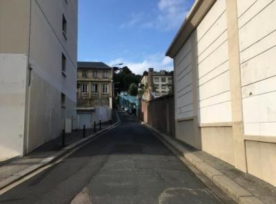 Parking le Havre Funiculaire - EFFIA - Parking public - Le Havre