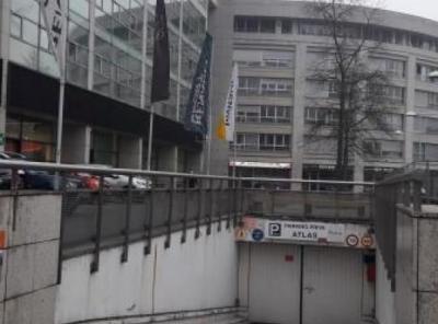 Parking Montreuil Atlas - EFFIA - Parking public - Montreuil