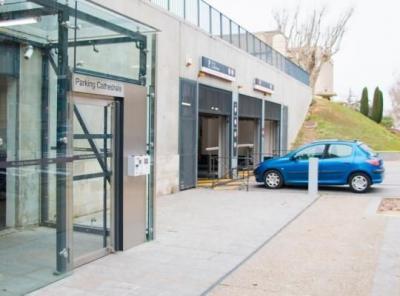 Parking Narbonne Cathédrale - EFFIA - Parking public - Narbonne