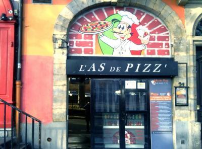 L'as De Pizz Malo.SARL - Restaurant - Lyon
