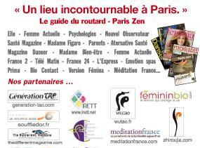 Centre Tao Paris - Association culturelle - Paris