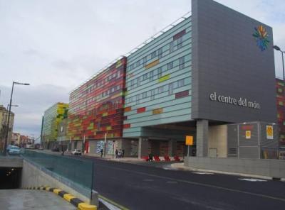 Parking Perpignan Centre Del Mon - EFFIA - Parking public - Perpignan