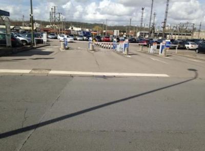 Parking gare de Creil - EFFIA - Parking public - Creil