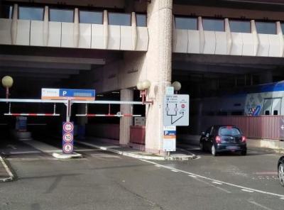 Parking gare de Dijon longue durée - EFFIA - Parking public - Dijon