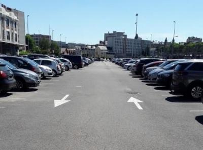 Parking Gare SNCF P2 Bénédictins - Parking - Limoges