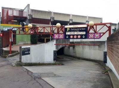 Parking Aulnay-sous-Bois P+R - EFFIA - Parking public - Aulnay-sous-Bois