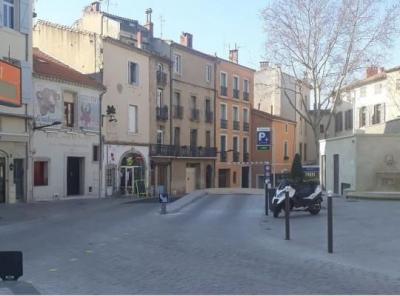 Parking Béziers Les Halles 1 - EFFIA - Parking public - Béziers