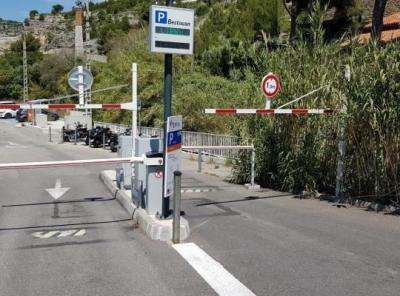 Parking Cassis Bestouan - EFFIA - Parking public - Cassis