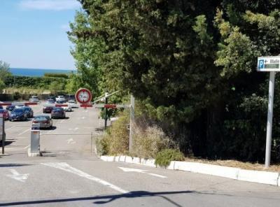 Parking Cassis La Madie - EFFIA - Parking public - Cassis