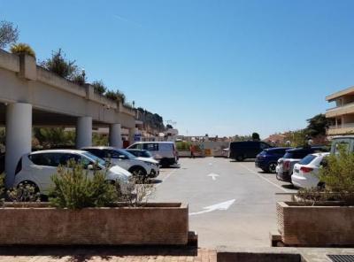 Parking Cassis La Viguerie - EFFIA - Parking public - Cassis