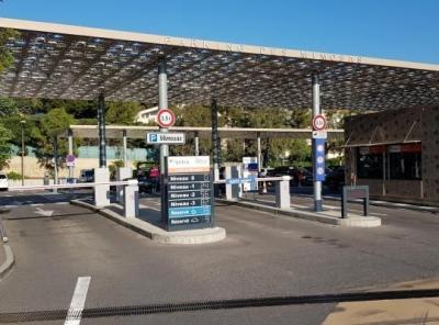 Parking Cassis Les Mimosas - EFFIA - Parking public - Cassis